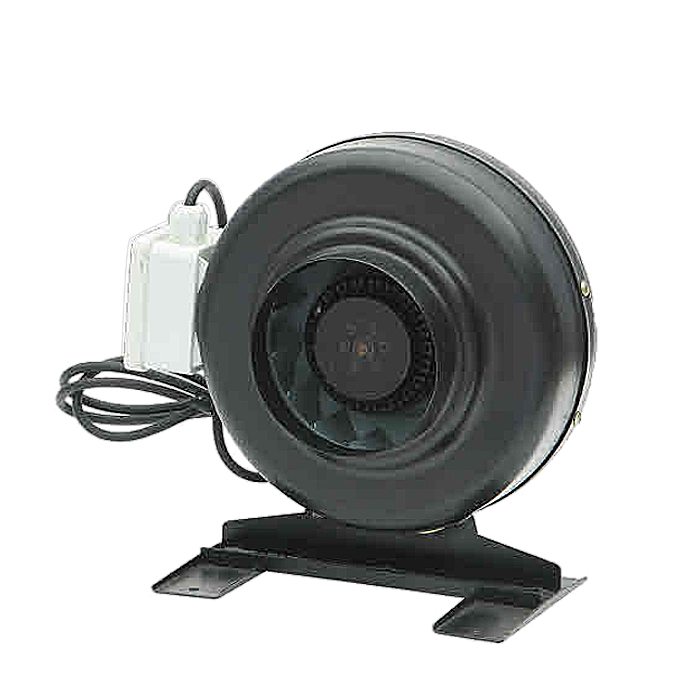 100MM Steel Circular Inline Ducted Blower Fan