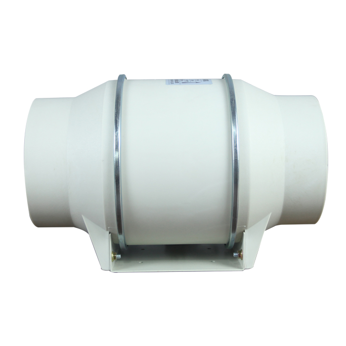 150MM Inline Booster Plastic Ventilation Pipe Fan