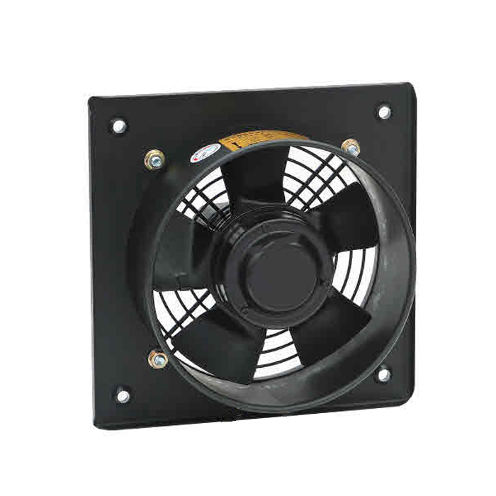 Several new welding processes for industrial fans