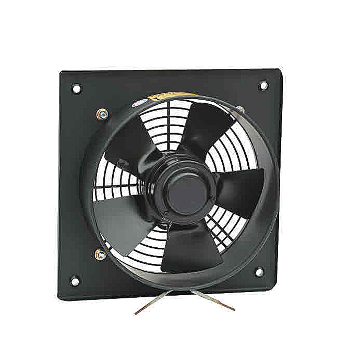 Maintenance and safety hazards of large industrial fans