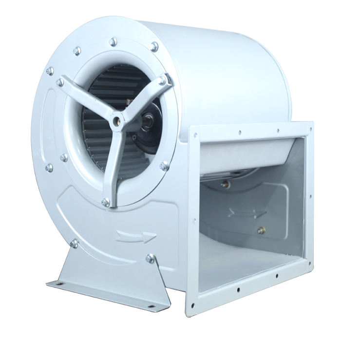 Structural difference between centrifugal fan and axial fan