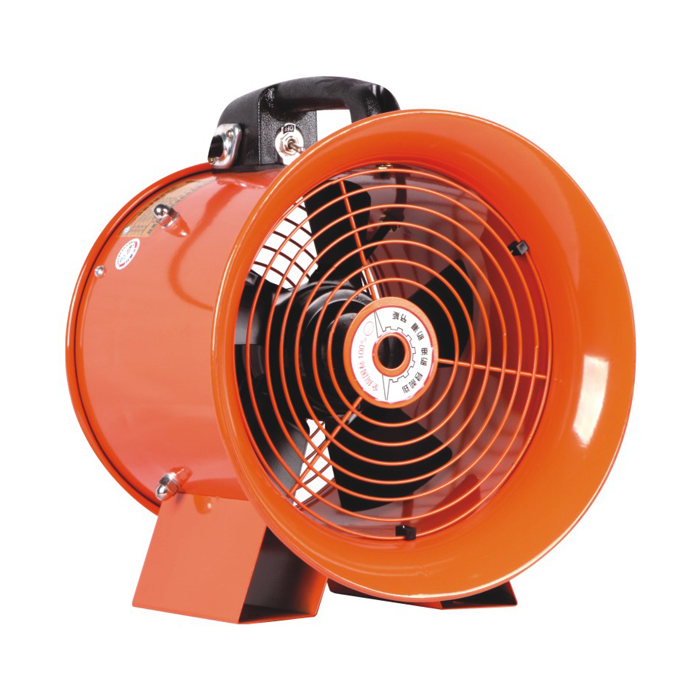 250MM Portable Ventilator Axial Blower Exhaust Fan