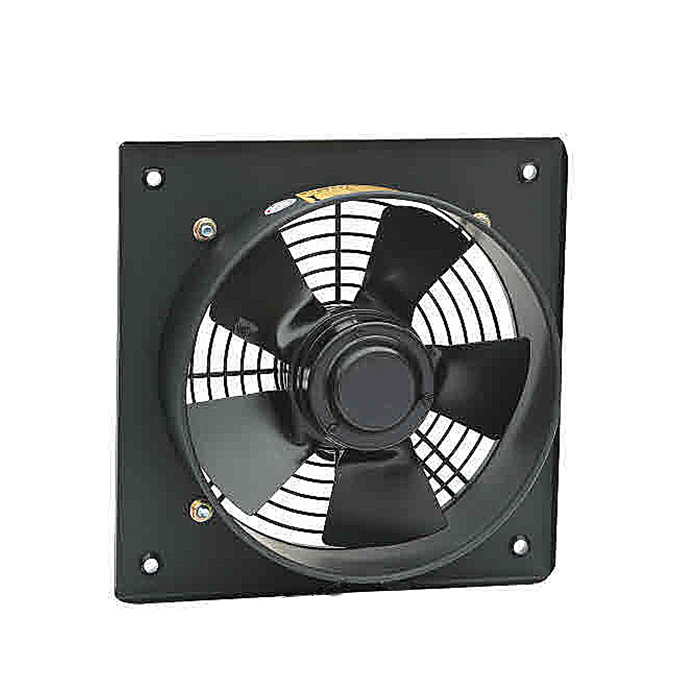 250MM Square Ventilation Wall Mounted Plate Fan