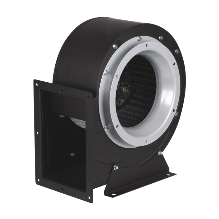 Key points for the selection of centrifugal fans
