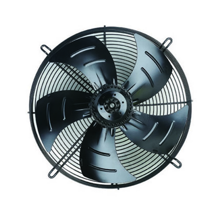 400mm Silent External Rotor Axial Cooler Fans