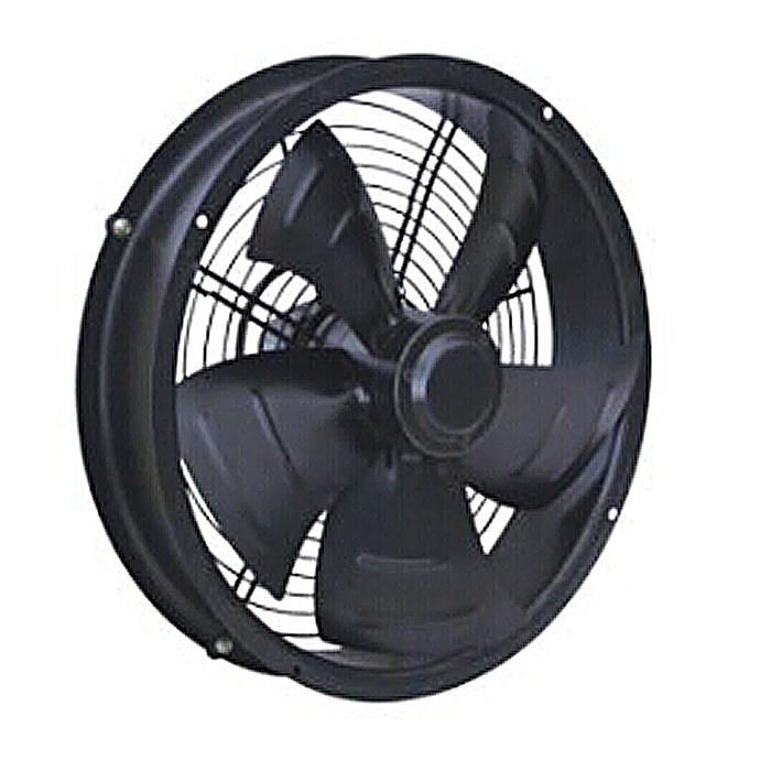 450MM Round Short Cased Tube Axial Flow Fan