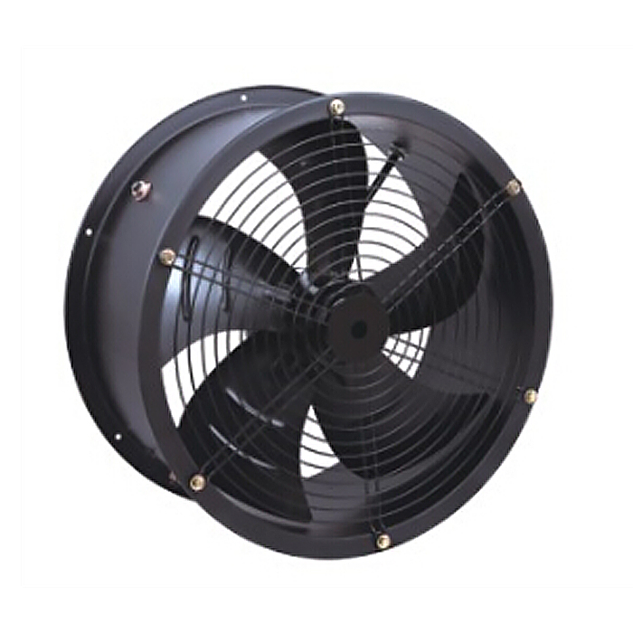 450MM Low Noise Outer Rotor Axial Flow Fan