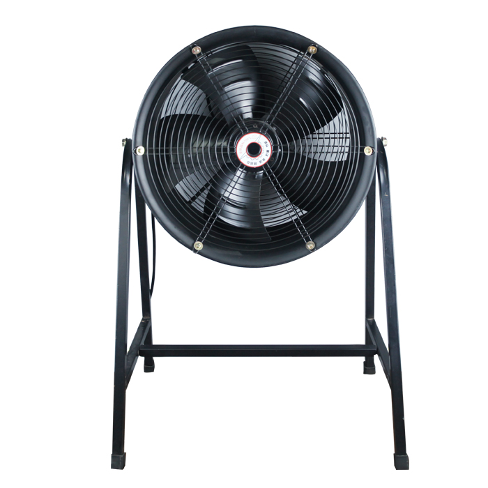 500MM Post-type Axial Flow Fan Standing Fan