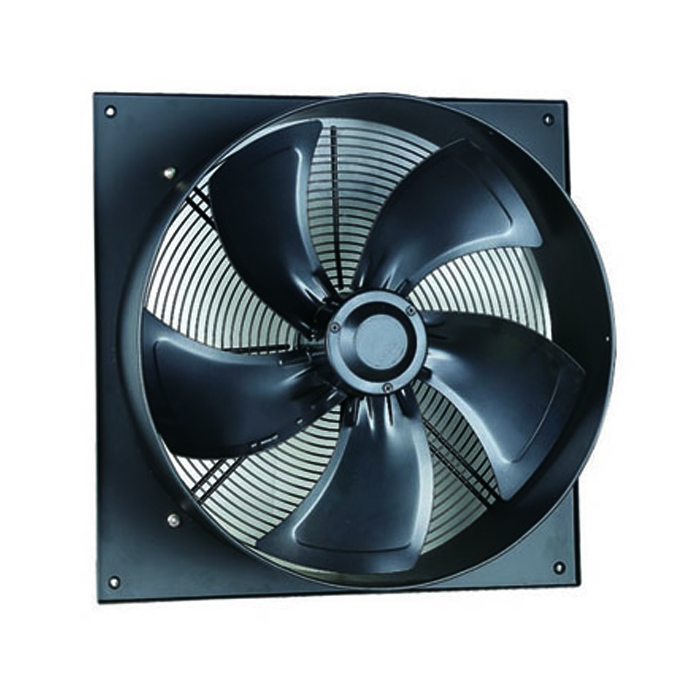 600MM Square Single-net External Rotor Axial Fan
