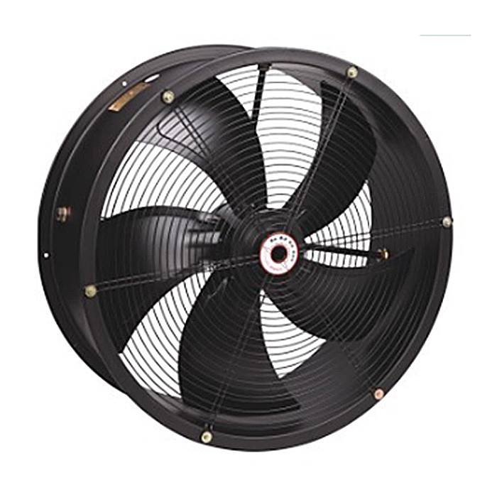 800MM Round Long Tube Axial Fan Exhaust Fan